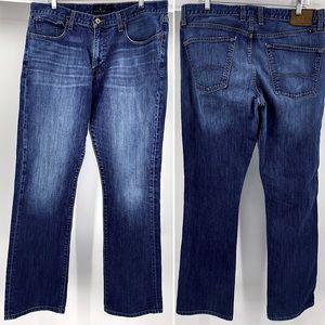 LUCKY BRAND-Size 36x34-221 Original Bootcut Jeans